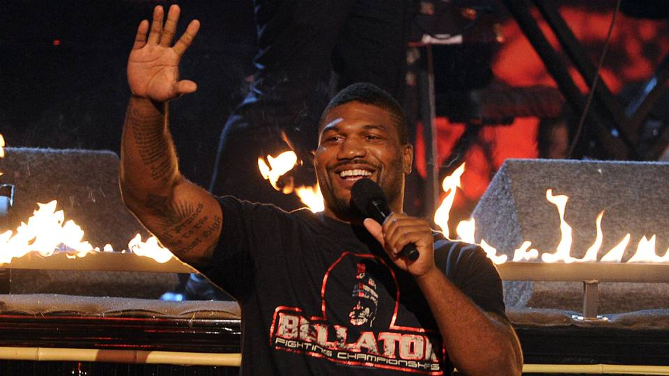 Rampage Jackson believes that American fans are the 'worst' -