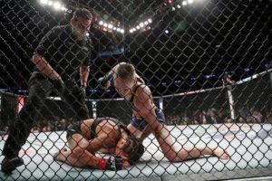 UFC 223: Joanna Jedrzejczyk has already made weight for UFC 223 - Joanna Jedrzejczyk