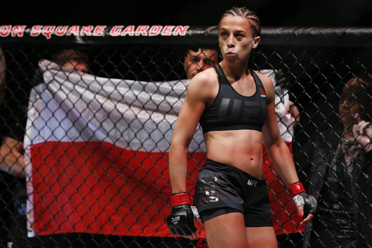 JOANNA NEARLY DIED CUTTING WEIGHT FOR UFC 217 -