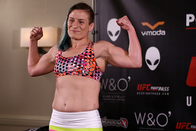 The lady Cris Cyborg wants to fight: The Pam Sorenson Interview -