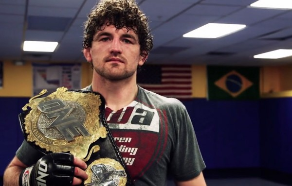 Ben Askren claims UFC said they would sign him ... until he left Bellator MMA. - ben askren