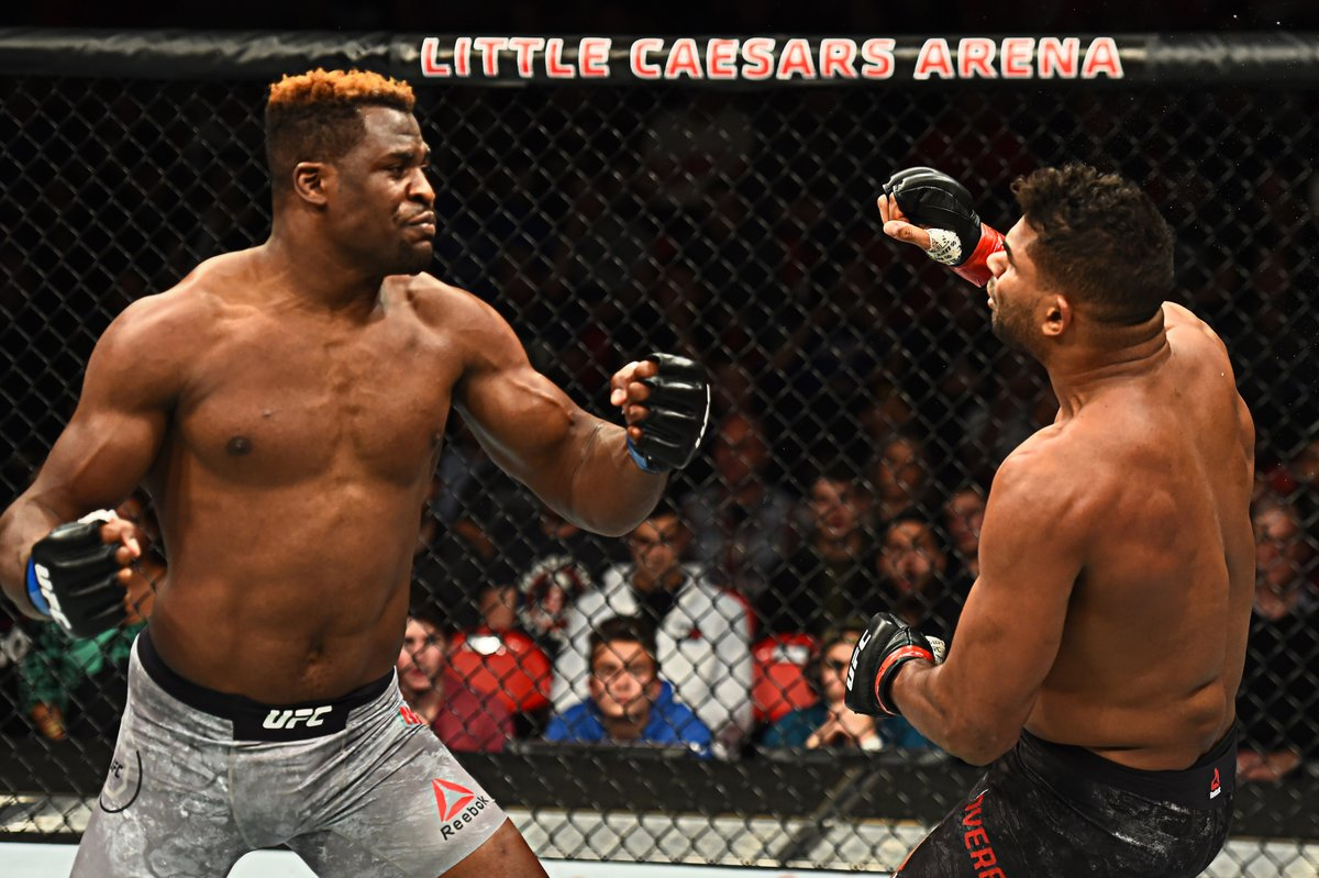 Francis Ngannou to Stipe Miocic : Beware of 'me' -