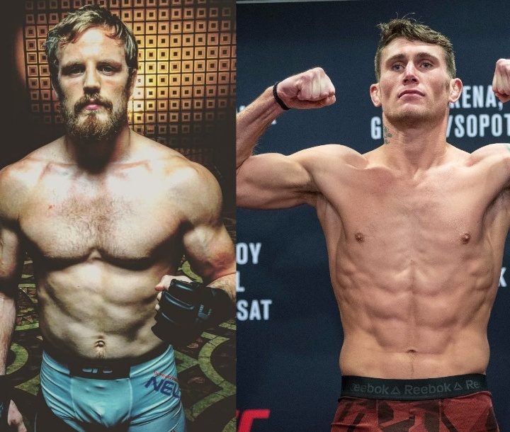 Gunner Nelson is willing to fight Darren Till in London -