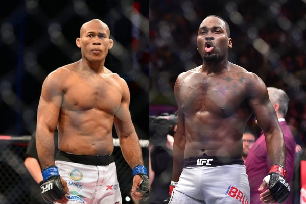 UFC on FOX 27 Jacare vs. Brunson II: 4 Fights to Watch Out For -