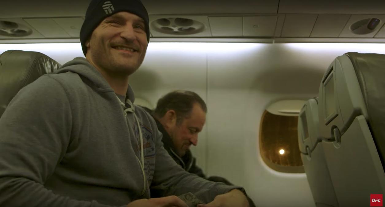 UFC 220 Embedded: Vlog Series - Episode 3 -