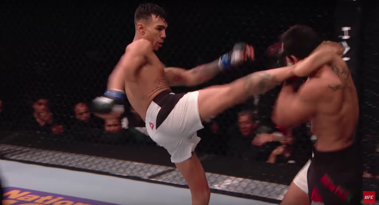 Fight Night Charlotte: Road to the Octagon – Full Episode