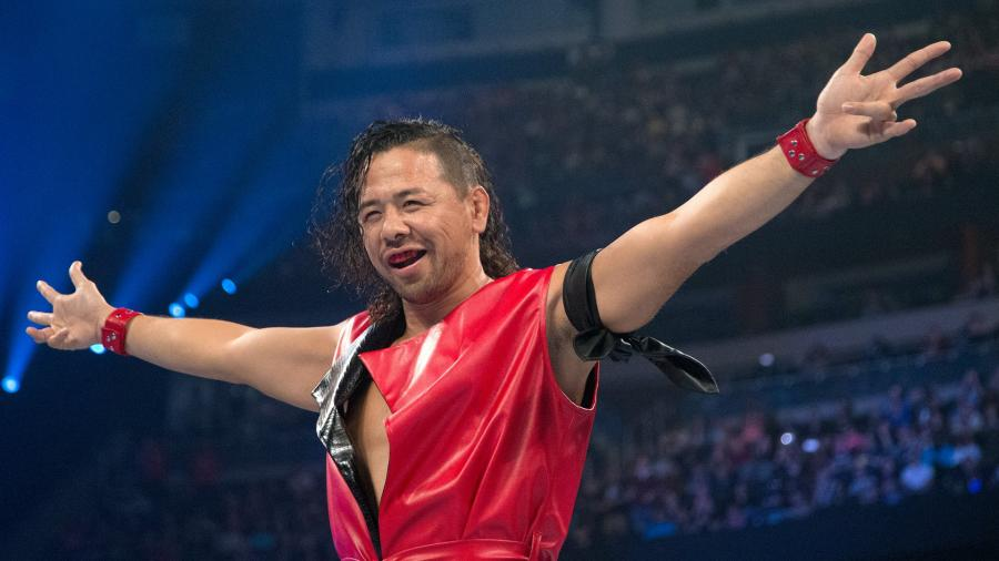 Former MMA fighter Shinsuke Nakamura makes history by winning the 2018 WWE Royal Rumble -