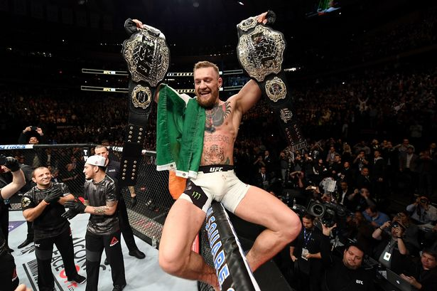 Love him or hate him, Conor McGregor has done a lot for the UFC - conor mcgregor