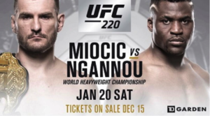 UFC 220 Payout: Stipe Miocic's Big Payday -