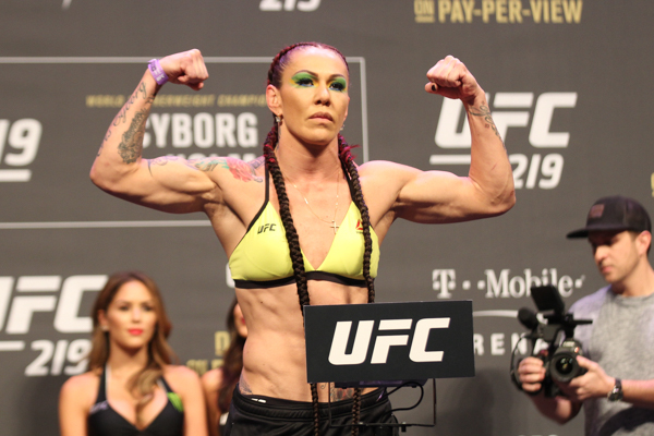 Cris Cyborg fires away at Amanda Nunes coach -