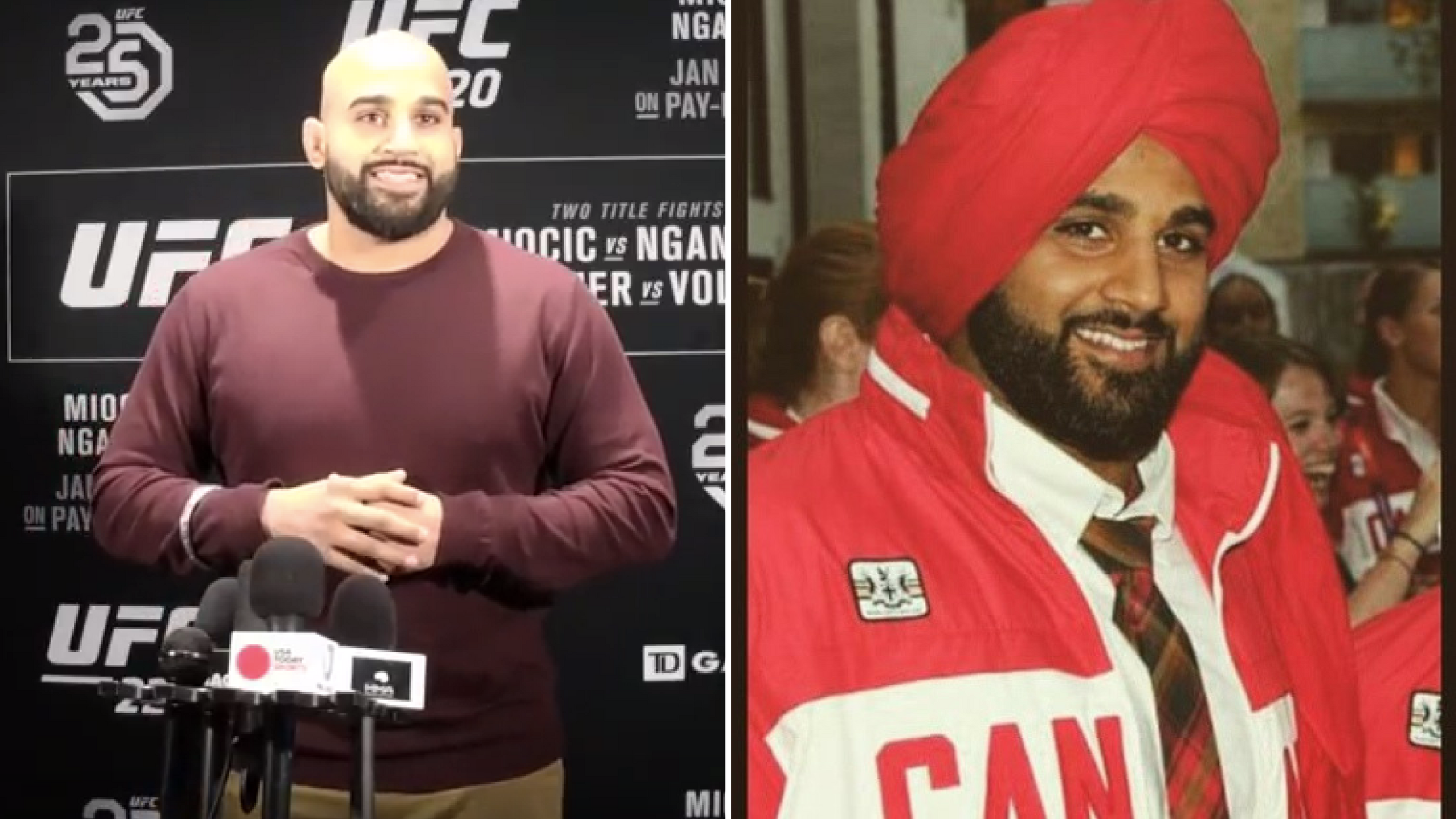 Arjan Singh Bhullar gets the green light for turban for next walk out -