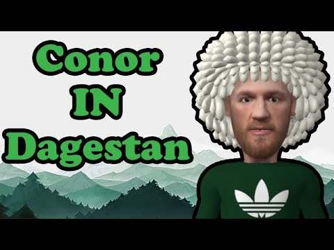 Two hilarious Conor-Khabib-Dana videos for Sunday -