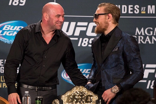 Dana White warns Conor McGregor about delaying return -