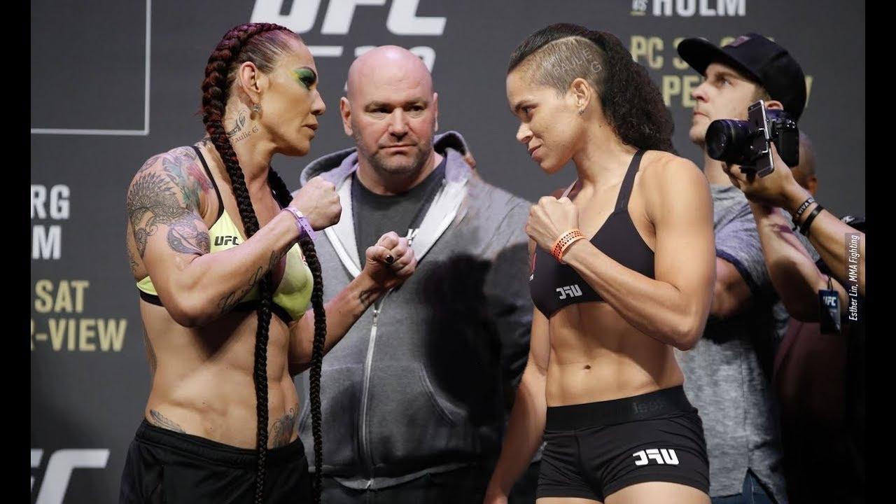 Dana White: Cris Cyborg vs Amanda Nunes: This is the fight we're going to make -
