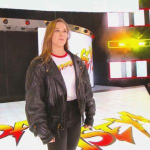 Ronda Rousey's appearance today in Royal Rumble can be a bigger thing for WWE Universe in 2018 -