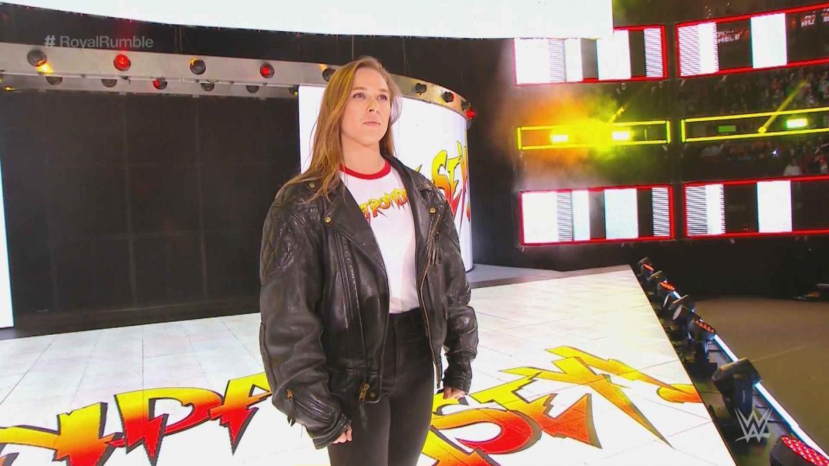 Breaking News: Ronda Rousey is finally in WWE! -