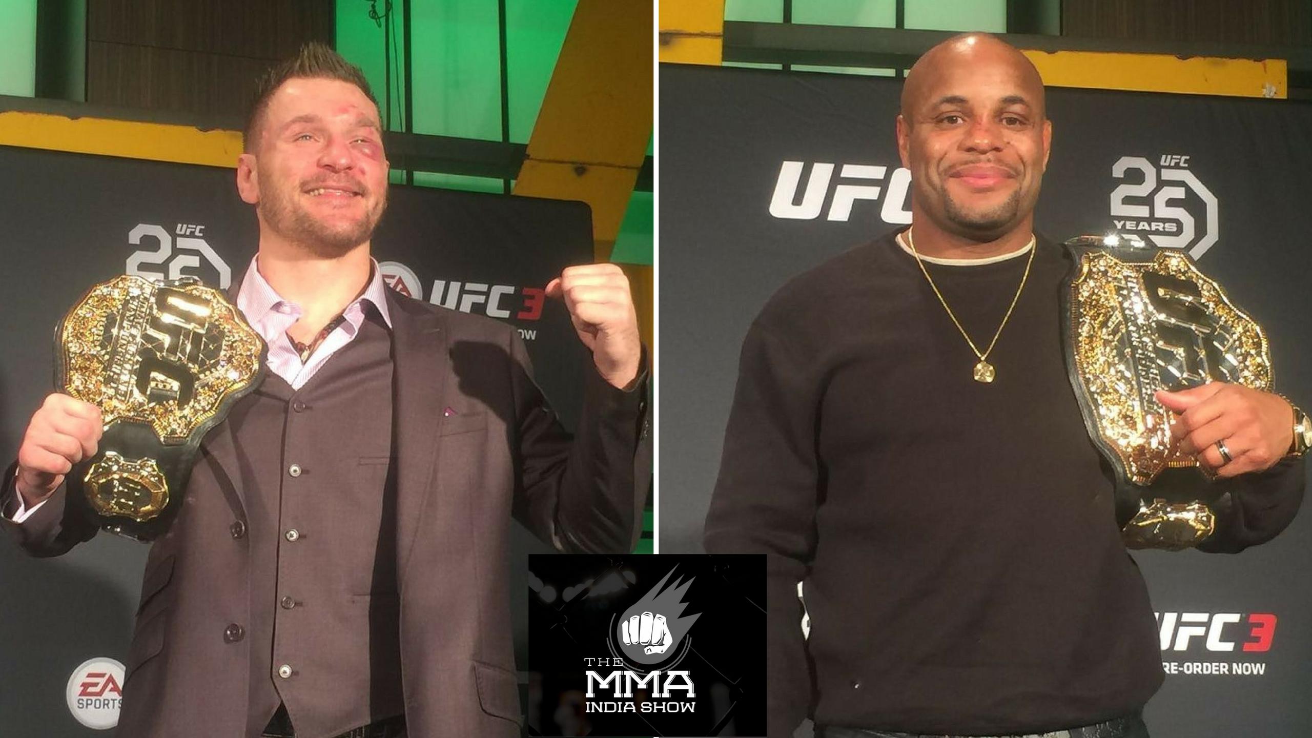 UFC confirms Miocic vs Cormier at UFC 226 July 7th - ufc