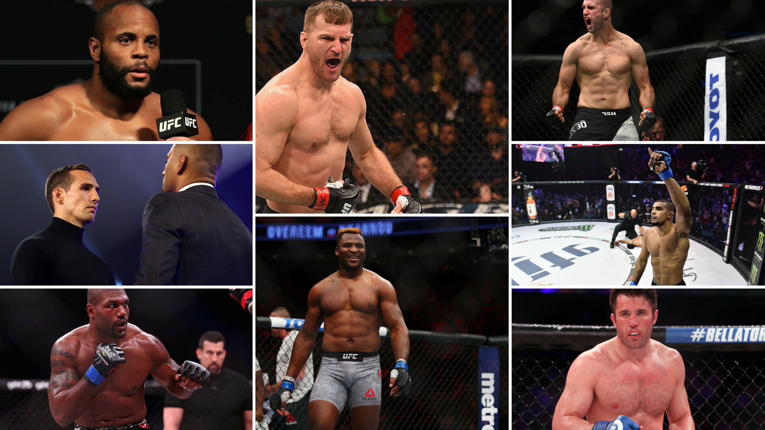 Poll: Will you watch UFC 220 or Bellator 192 or both and how? -