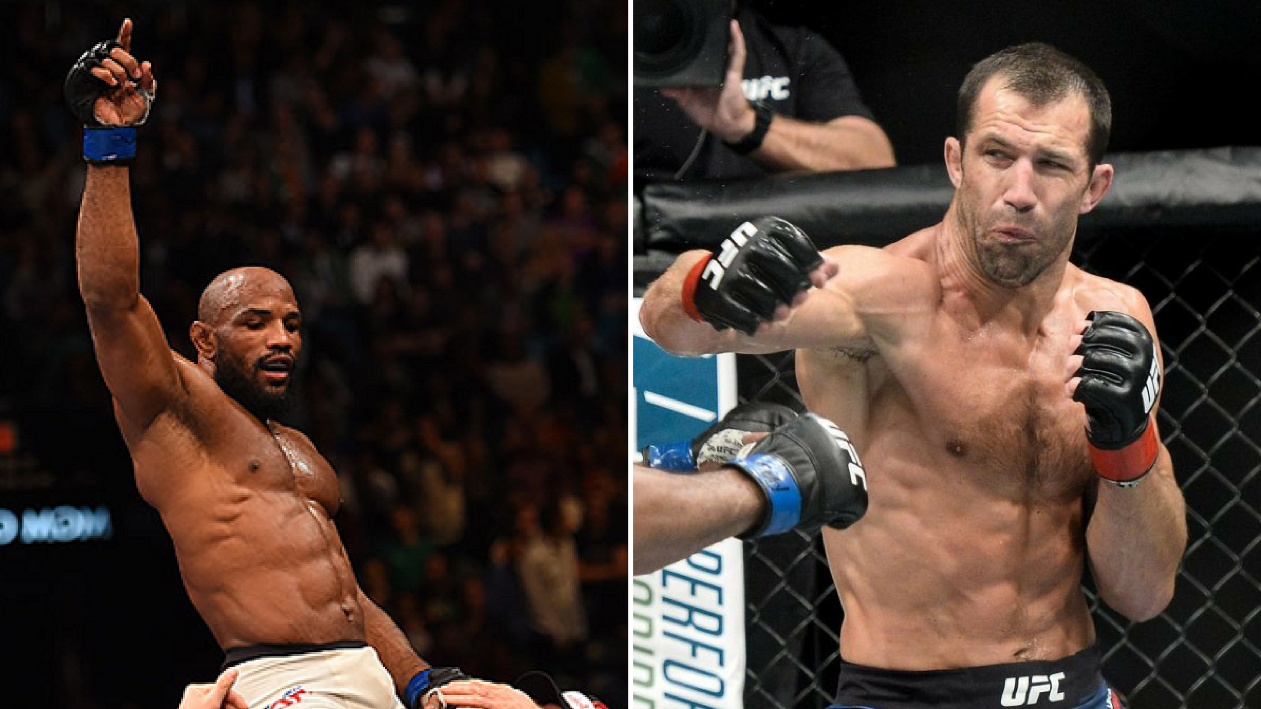 Sad news for the Australians: Robert Whittaker pulls out of UFC 221 citing injury; Rockhold will fight Yoel Romero for Interim title. -