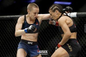 Justin Gaethje calls Joanna Jedzejczyk mentally weak; says she'll lose to Rose Namajunas again at UFC 223 - jistin gaethje