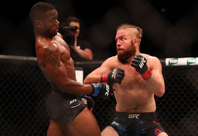 UFC: Nik Lentz proposes a solution for controversial knees - UFC