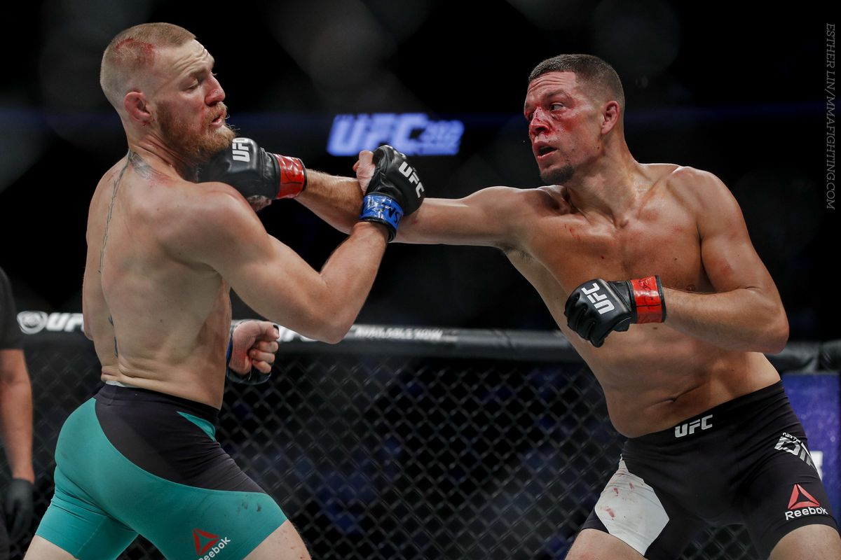 Floyd Mayweather, Conor McGregor and Nate Diaz engage in social media war -