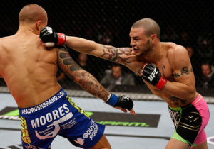 Cub Swanson is ready to face Nate Diaz at UFC 222 -