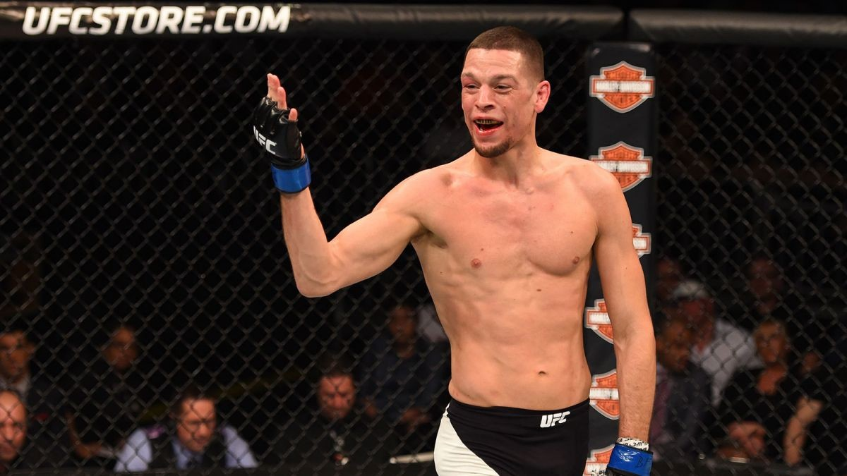 Tyron Woodley claims that he may fight Nate Diaz next -