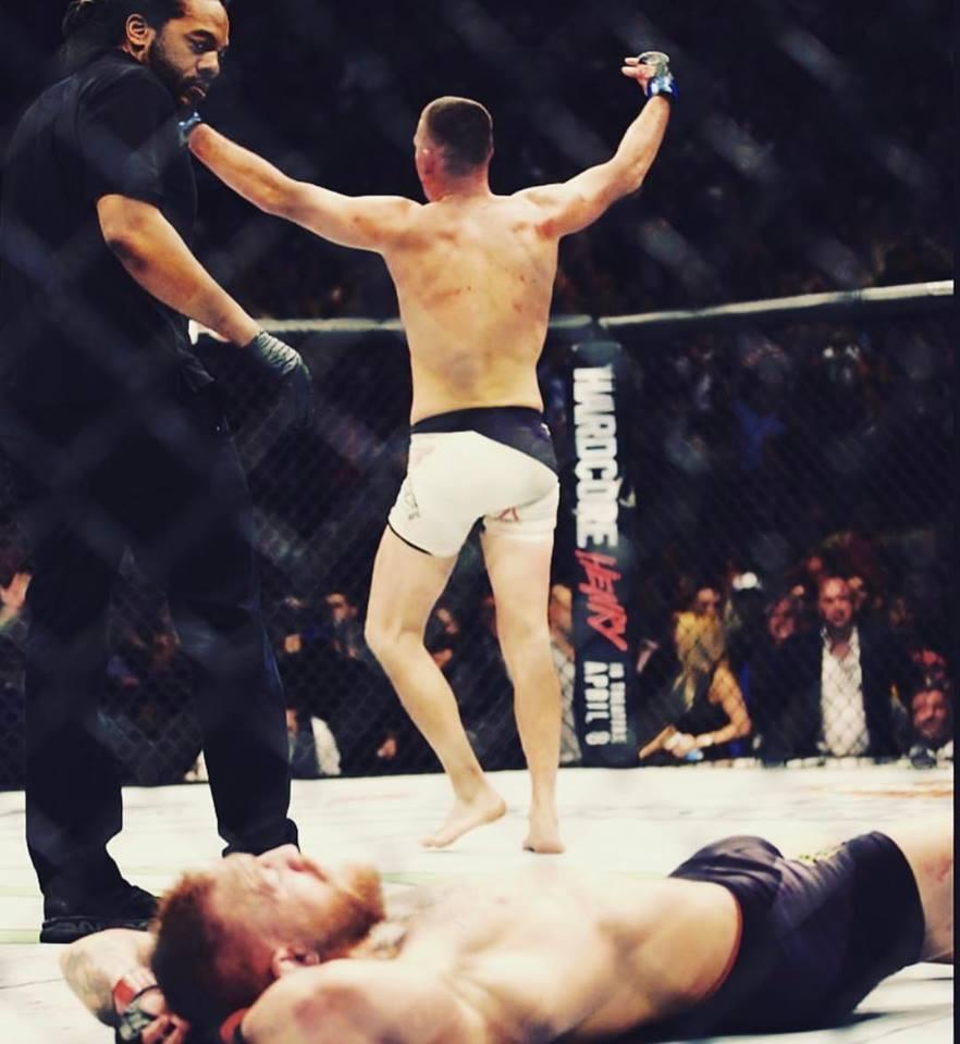 Dana White denies rumours about Nate Diaz headlining UFC 222 -
