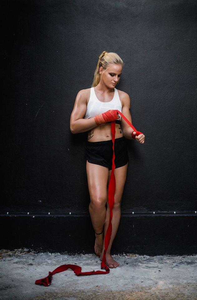 Valentina Shevchenko calls-out UFC women's Flyweight champion, Nicco Montano -