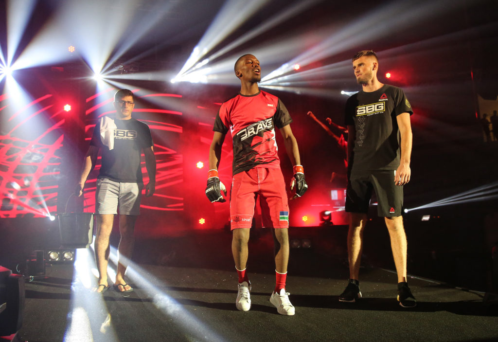 Brave 10 to feature two IMMAF Gold Medalists in the Fight Night -