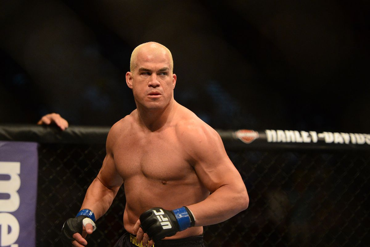 UFC: Tito Ortiz is ready to fight Chuck Liddell again - Liddell