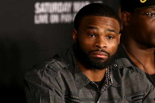 UFC: Tyron Woodley eager to defend his title, buries beef with Dana White - Woodley