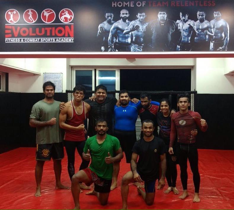 Indian MMA: Team Relentless to compete in major tournaments outside India next month - Team Relentless