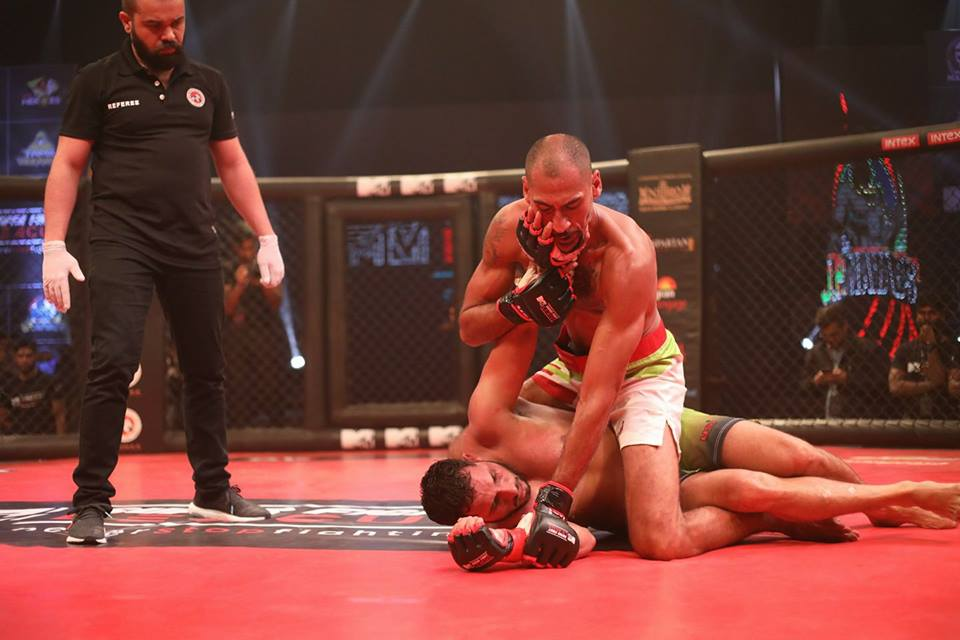 Super Fight League: Jason Ramesh Solomon to miss rest of the season due to injury - Super Fight League