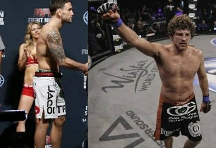 Frankie Edgar would Love to See Ben Askren in The UFC -