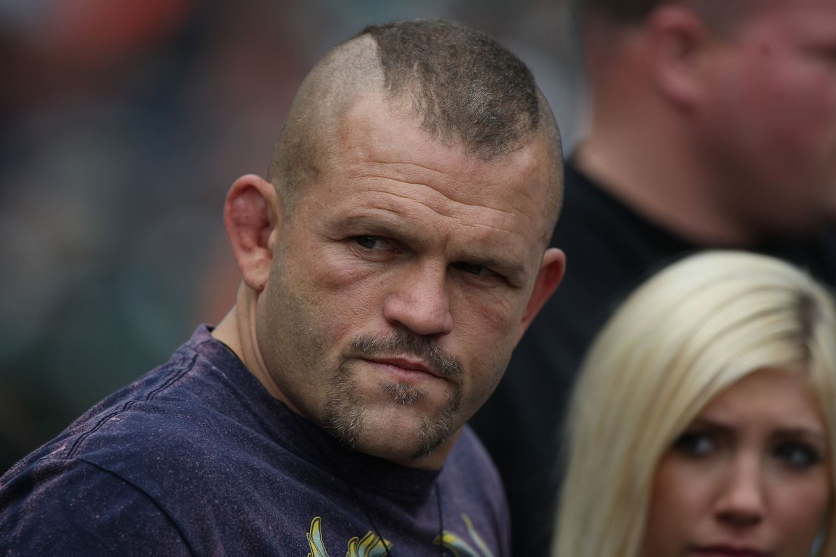 Chuck Liddell is staying ready for MMA return, suggests two potential fights - Chuck Liddell