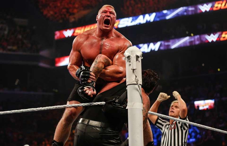 UFC: Paul Heyman comments on the potential UFC return of Brock Lesnar - Heyman
