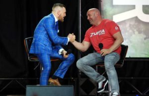 UFC: Dana White confirms that Conor McGregor will be stripped of the LW Belt, discusses possibility of Floyd Mayweather rematch - Dana White