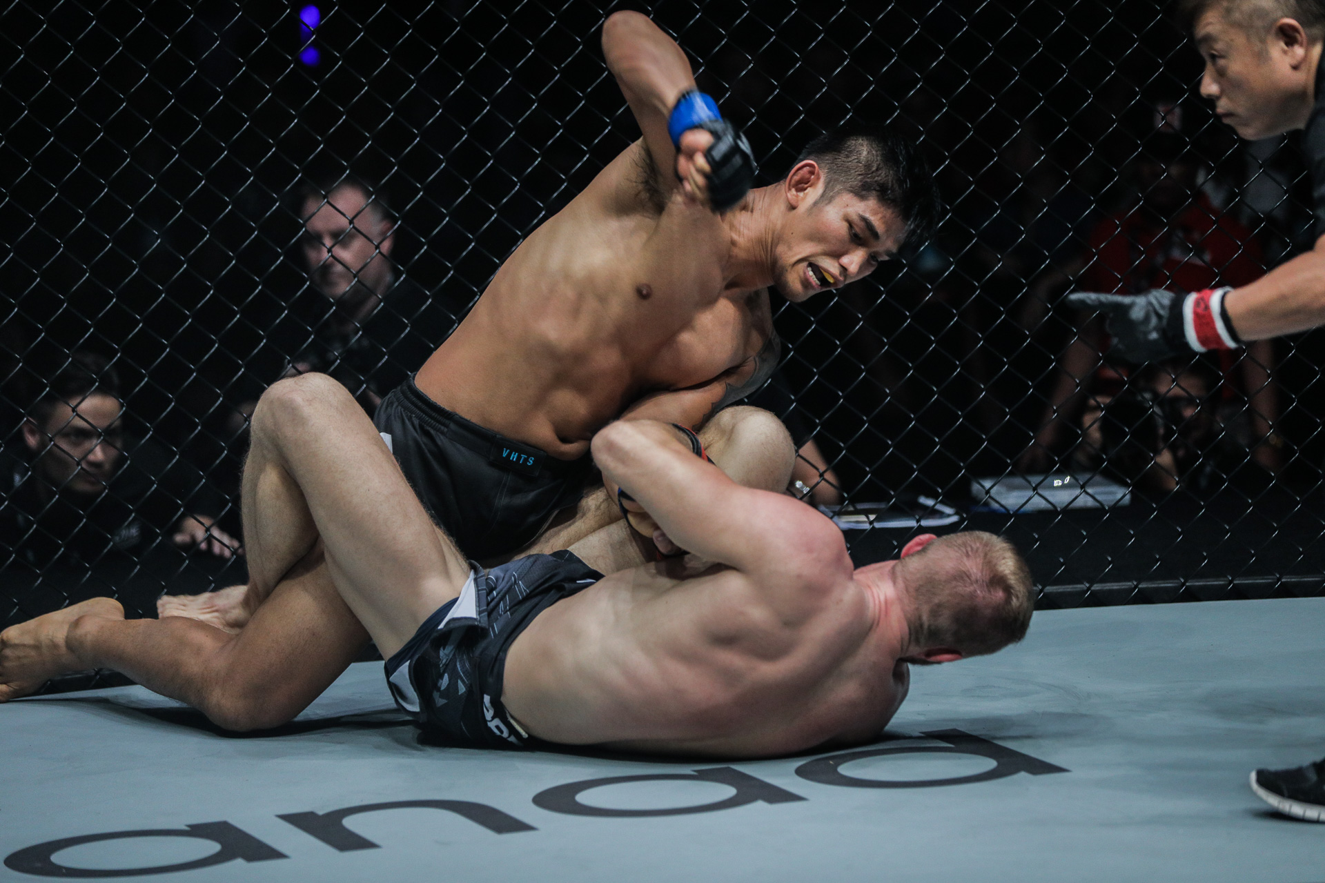 One Championship: Aung La Nsang makes history in Yangon -