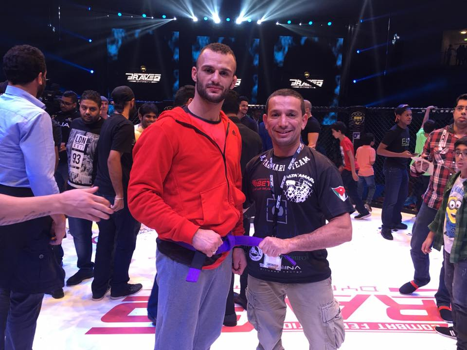 Jordan MMA pioneer and coach reflects on Brave 10 impact for country -