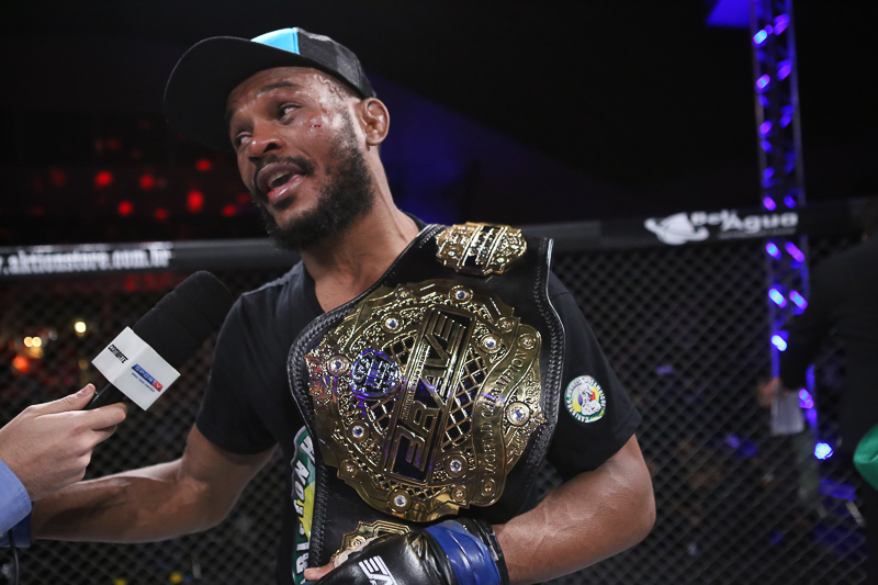 Champ Carlston Harris admits next contender will come out of Brave 10 -