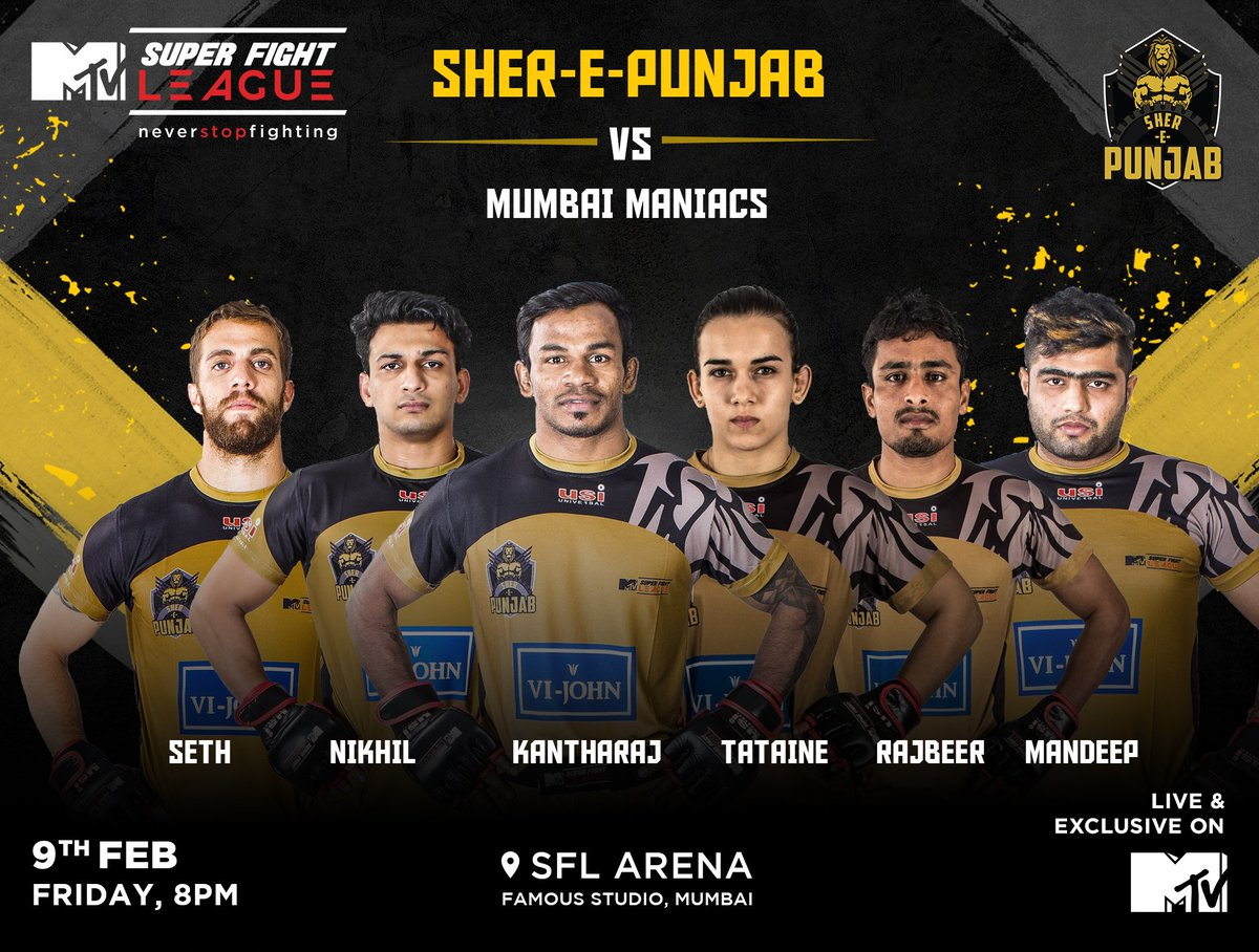 Super Fight League: Defending champions Sher-E-Punjab starts second season with an impressive win -