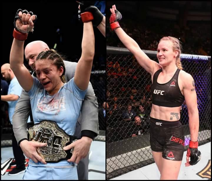 UFC Flyweight Champion Nicco Montano will defend her Title against Valentina Shevchenko -