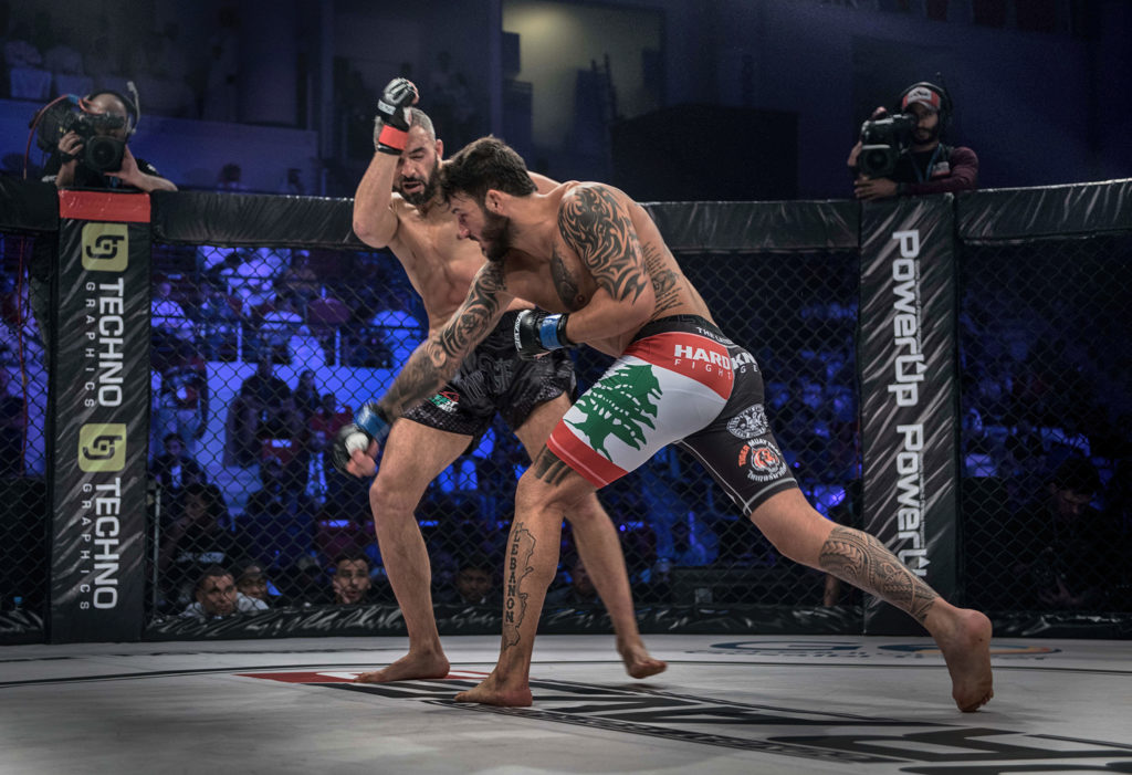 Fakhreddine taunts Hadbi ahead of Brave 10 in Jordan -