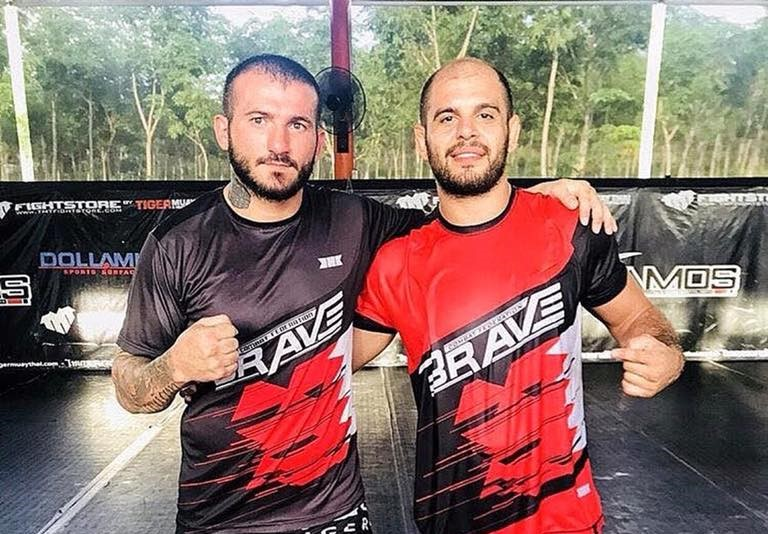 Former rivals Suleiman and Fakhreddine discuss friendship ahead of Brave 10 -