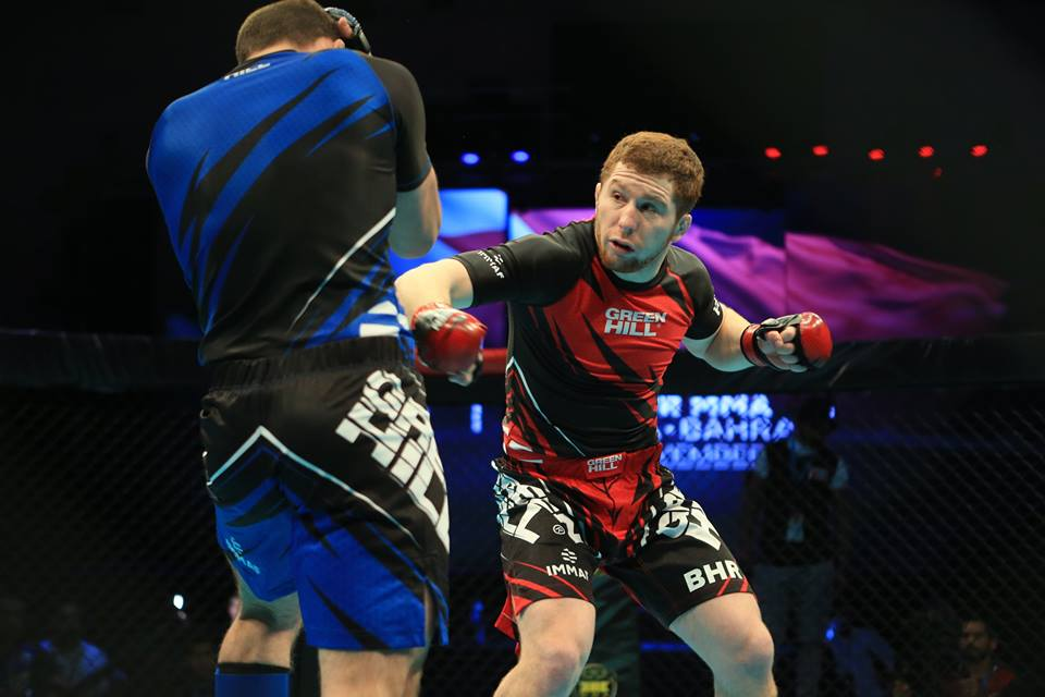 Greenhill to partner with Brave Combat Federation for Jordan -