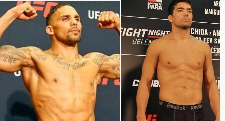 UFC BELEM WEIGH-IN RESULTS -