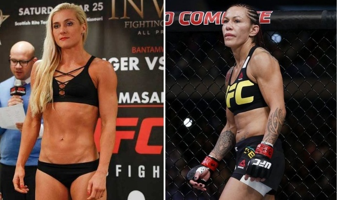 Cris Cyborg booked to defend her Featherweight Title as UFC 222's new main event -