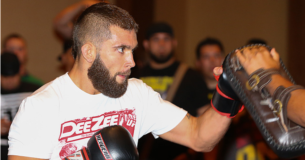 Jeremy Stephens slams fighters asking for a pay-rise - jeremy